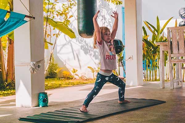 Bali Bio Villas Yoga Studio