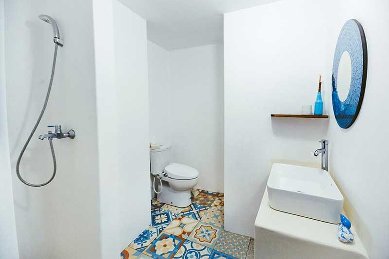 Bali Bio Villas Santorini Comfort Room