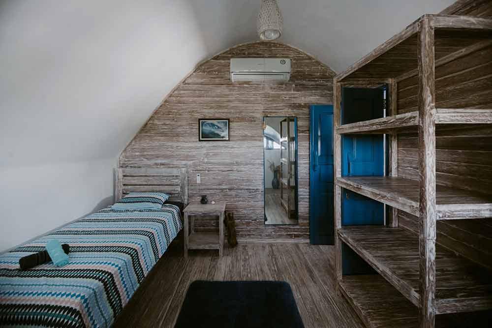 Bali Bio Villas Wooden Room